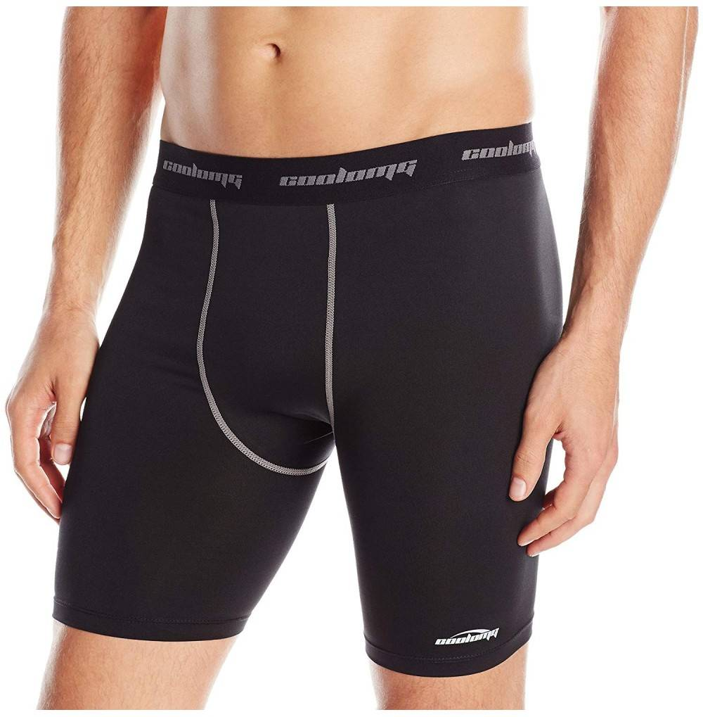 COOLOMG Sports Compression Underwear Fitness