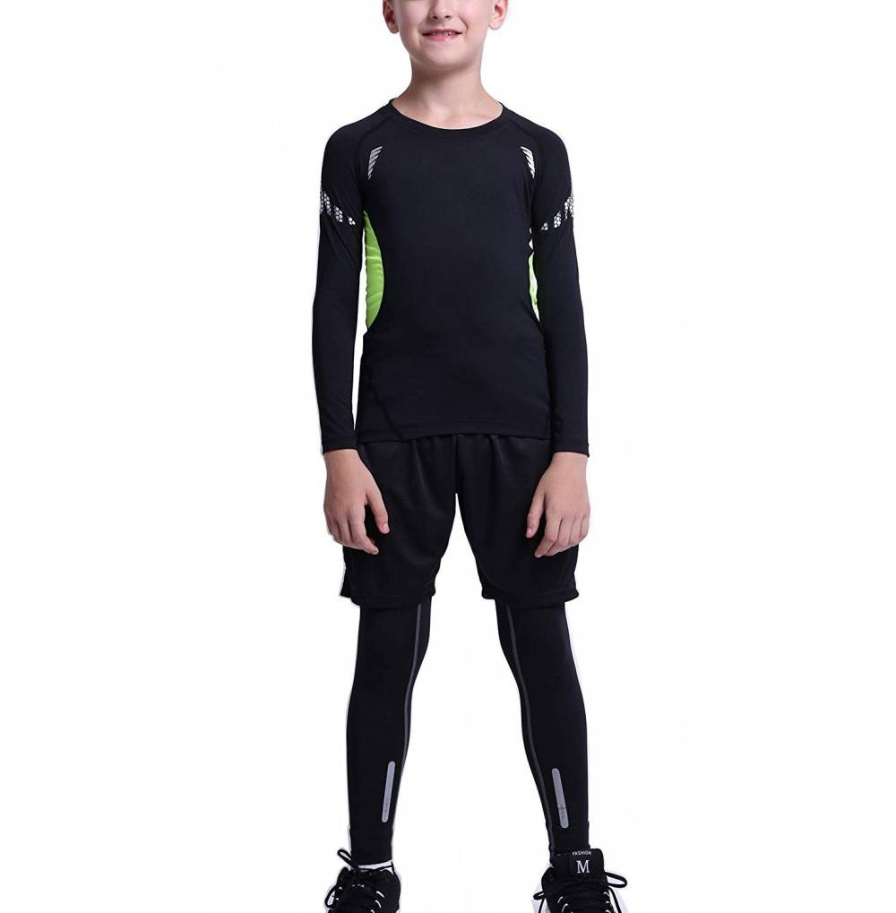 Panegy Compression Sleeve Shirts Leggings