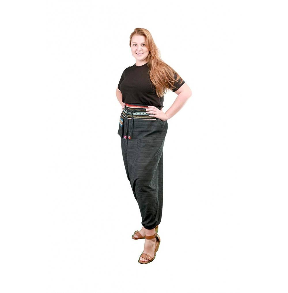 FirstCraft High Waist Jumpsuit Breathable Lightweight