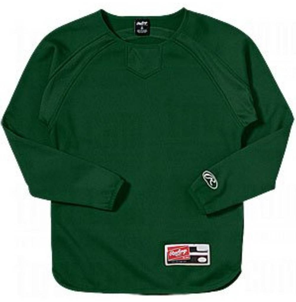 Rawlings Youth Sleeve Fleece Pullover