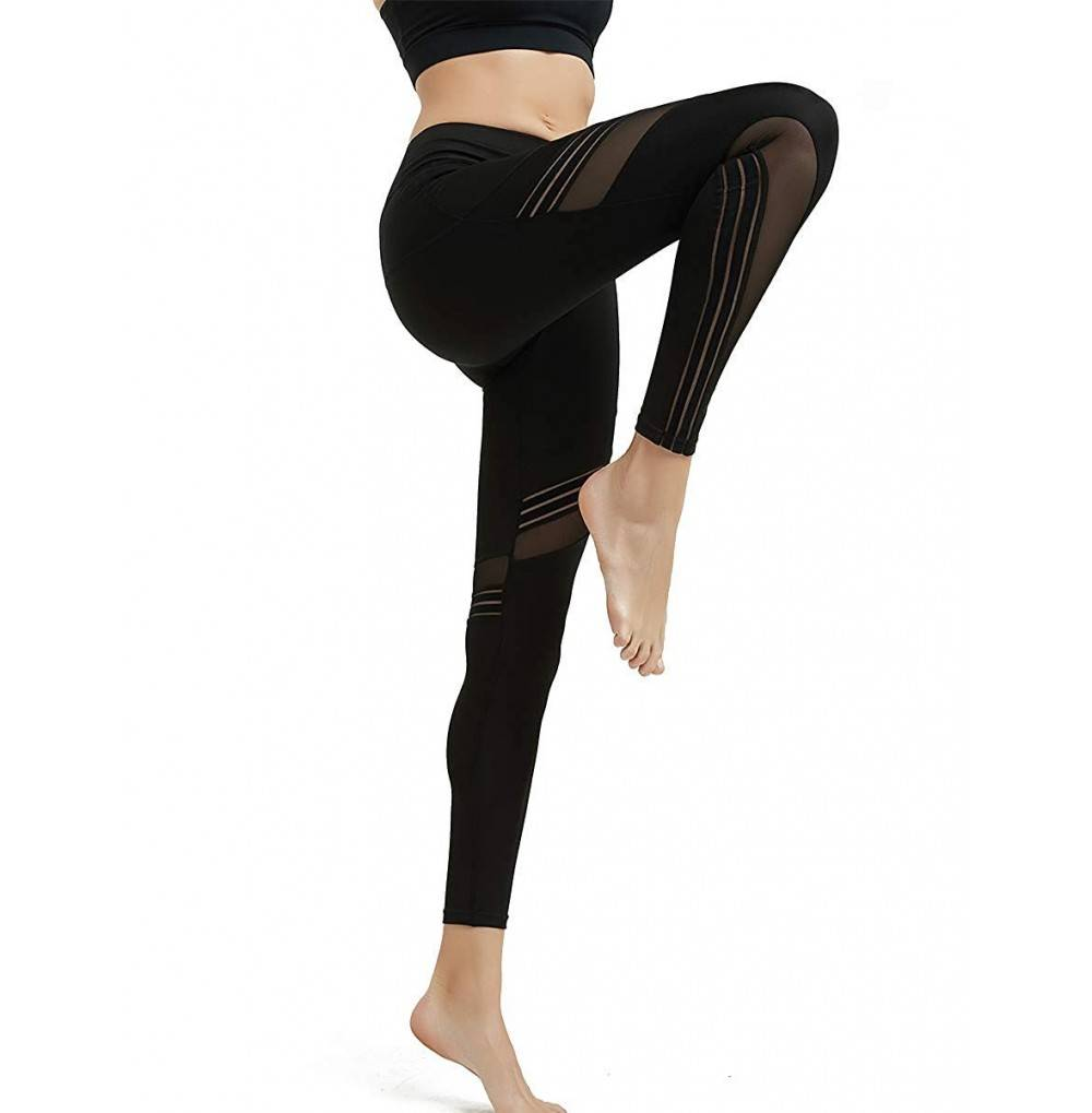 Womens Workout Leggings MCEDAR Performance Active