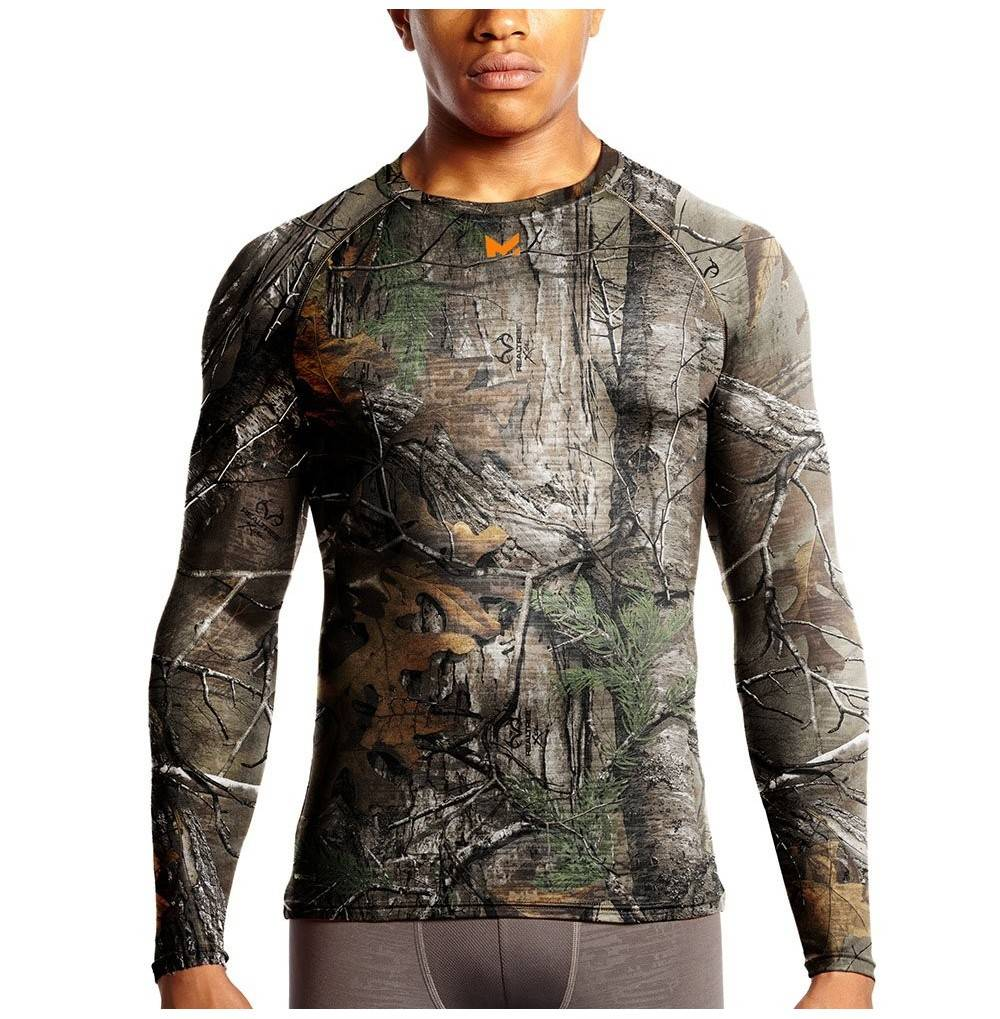 Mission VaporActive Layer Sleeve Medium