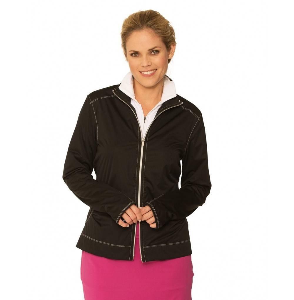 Chase54 Womens Glamour Lightweight Jacket