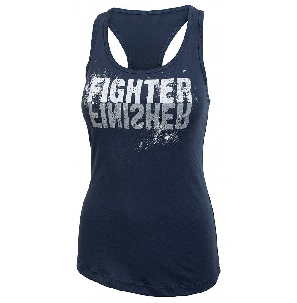 Jumpbox Fitness Fighter Finisher Racerback