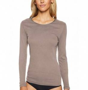HANRO Womens Cotton Seamless Sleeve