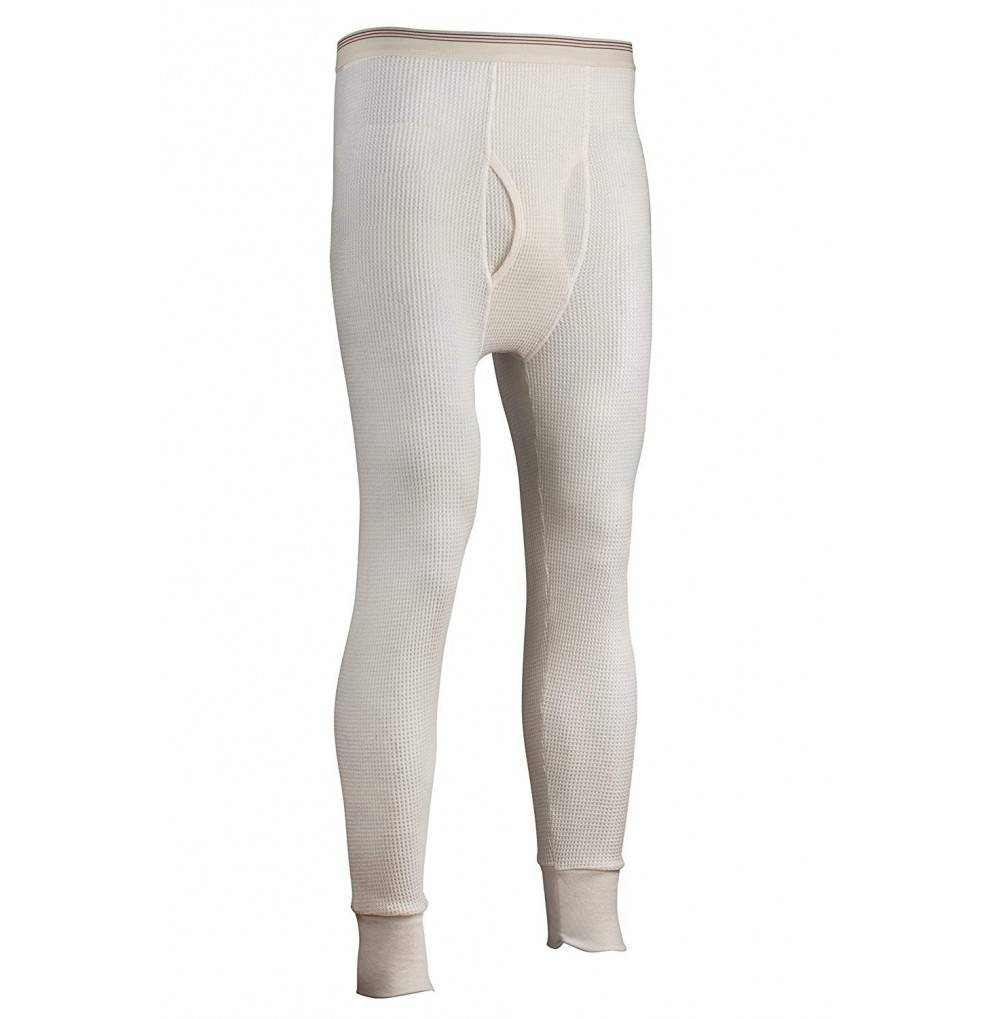 Indera Traditional Johns Thermal Underwear