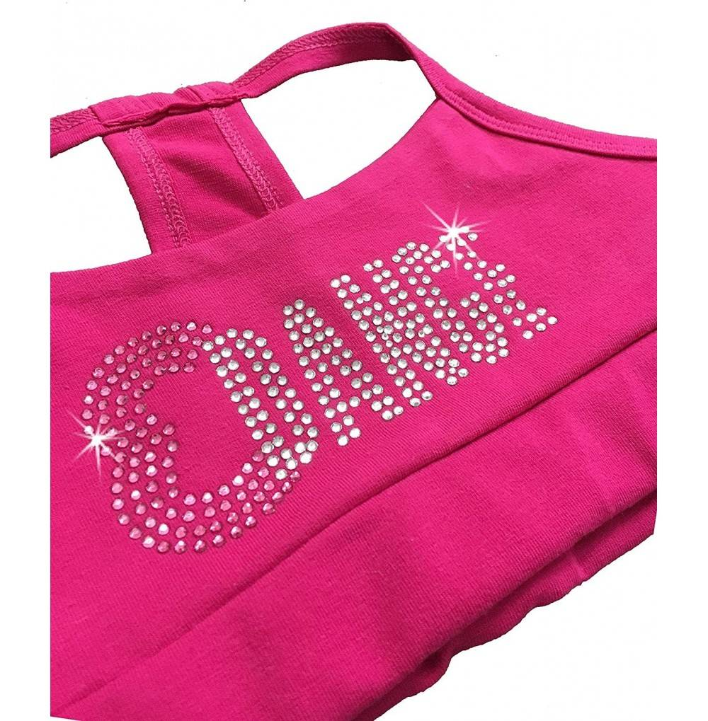 Tias Dancewear Ladies Rhinestone Dance