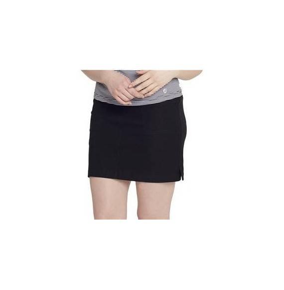 GG Blue Womens Skort Black
