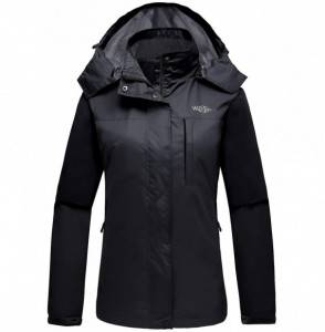Wantdo Windproof Windbreaker Lightweight Travelling