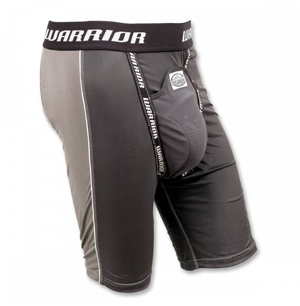 Warrior Youth Nutt Compression Shorts