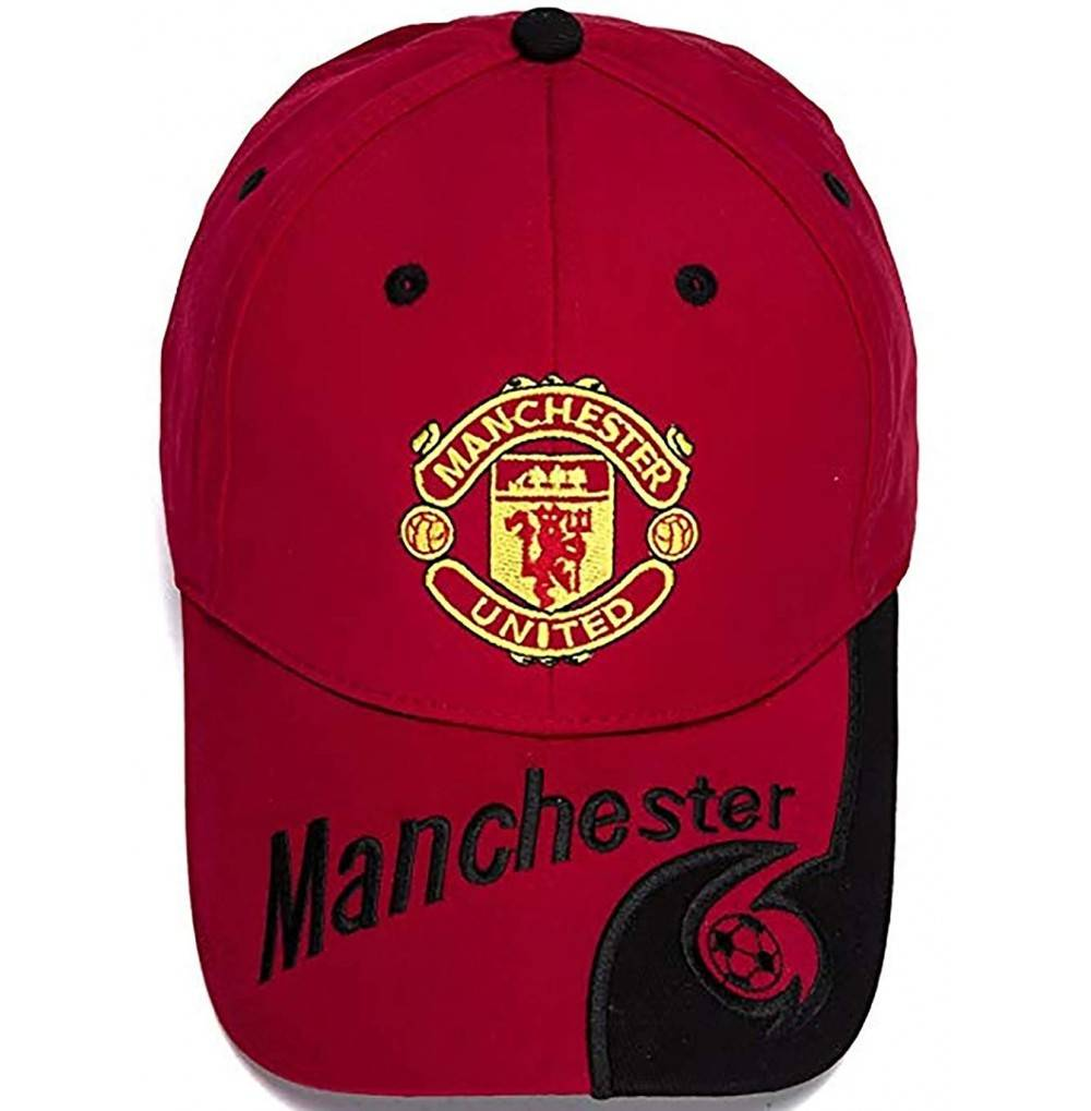 Manchester Embroidered Authentic Adjustable Baseball