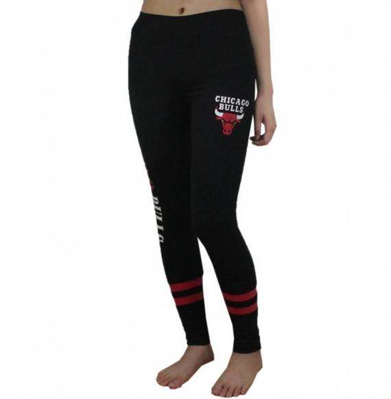 Womens CHI BULLS Athletic Leggings