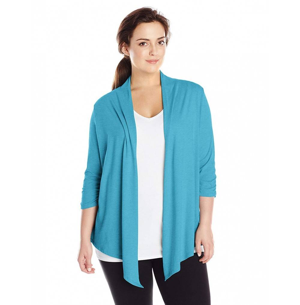 Soybu Womens Plus Size Cardigan Sweater