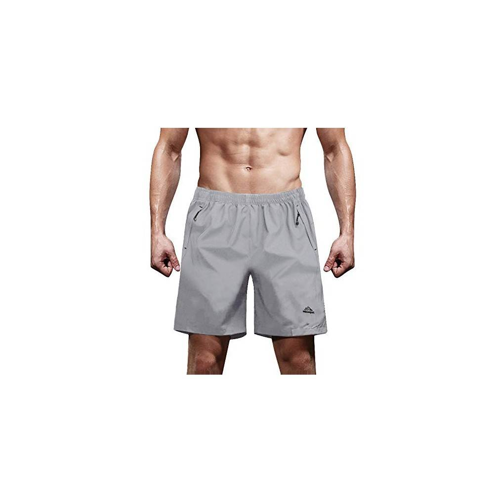 MAGCOMSEN Outdoor Sports Shorts Pockets