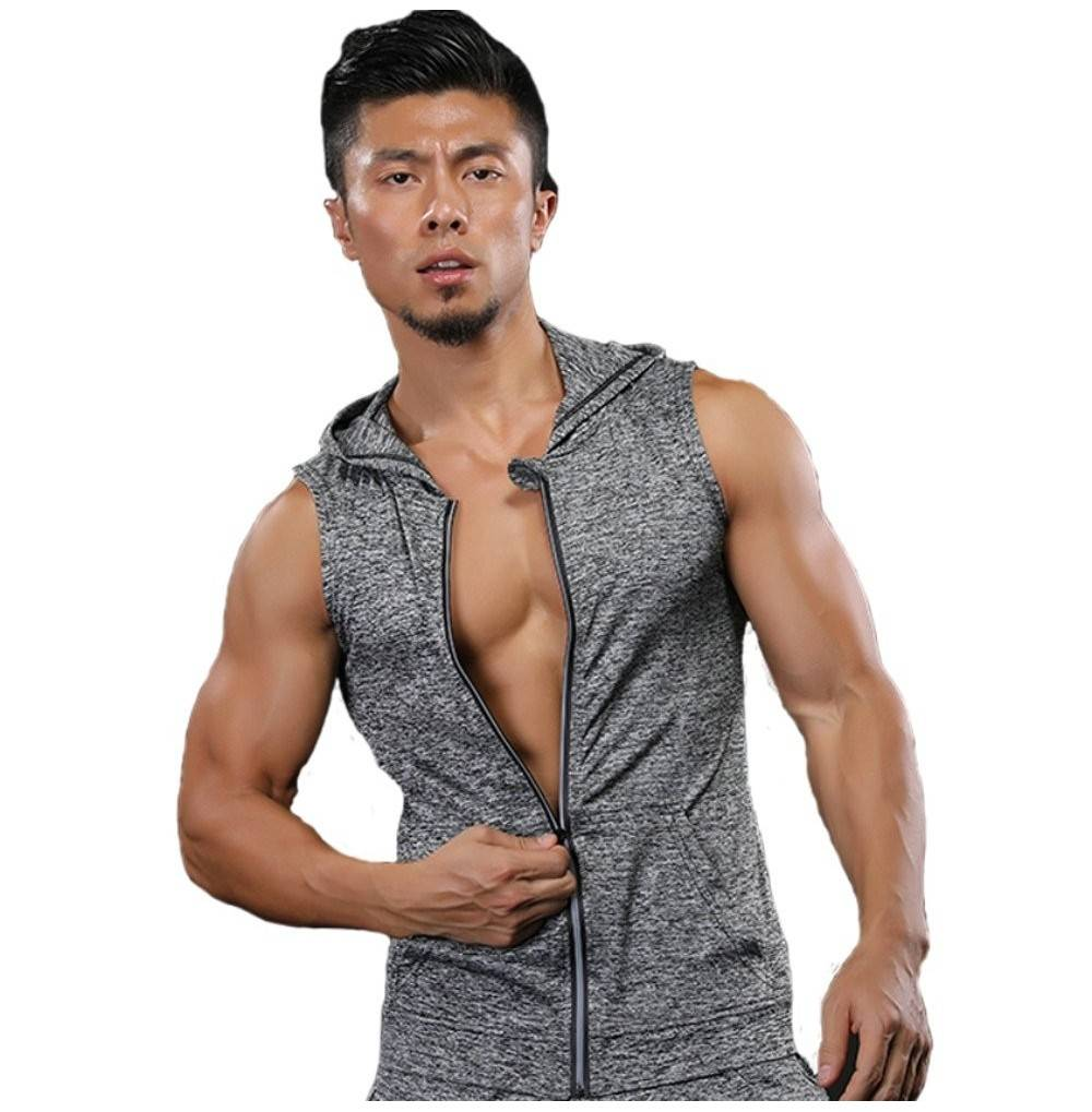 MuscleMate Compression Sleeveless Workout Sports