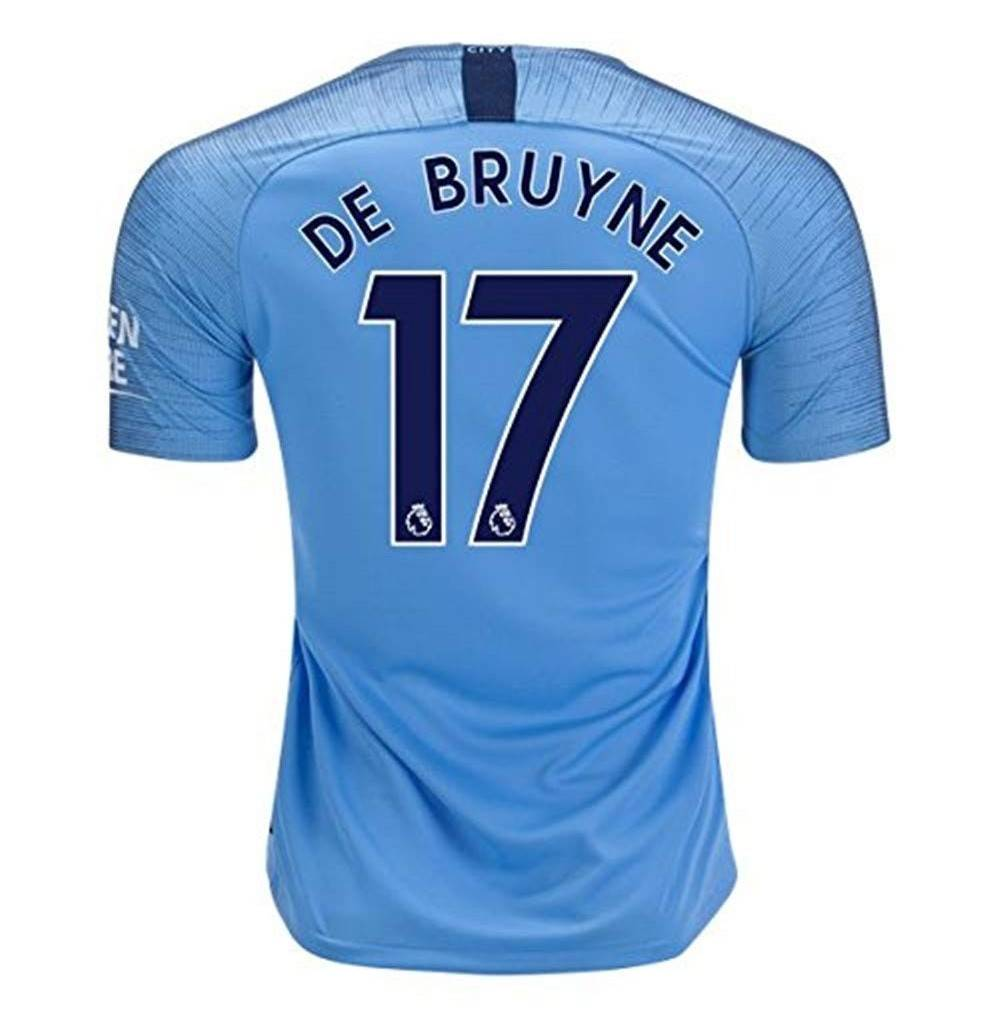 JUJERS BRUYNE Manchester Soccer 2018 2019