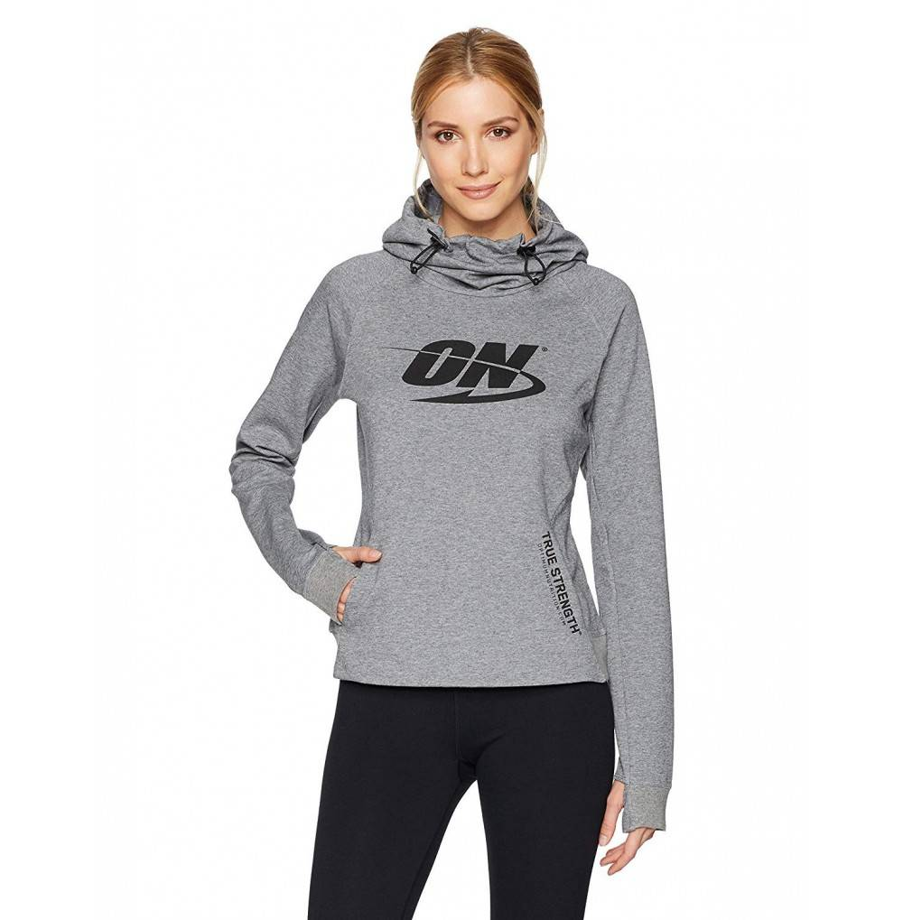 Optimum Nutrition Strength Sweatshirt Scrunch