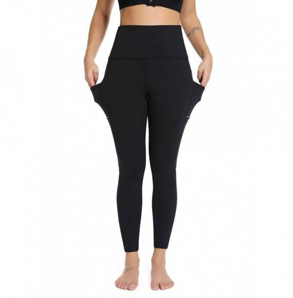 Olacia Waisted Control Workout Leggings