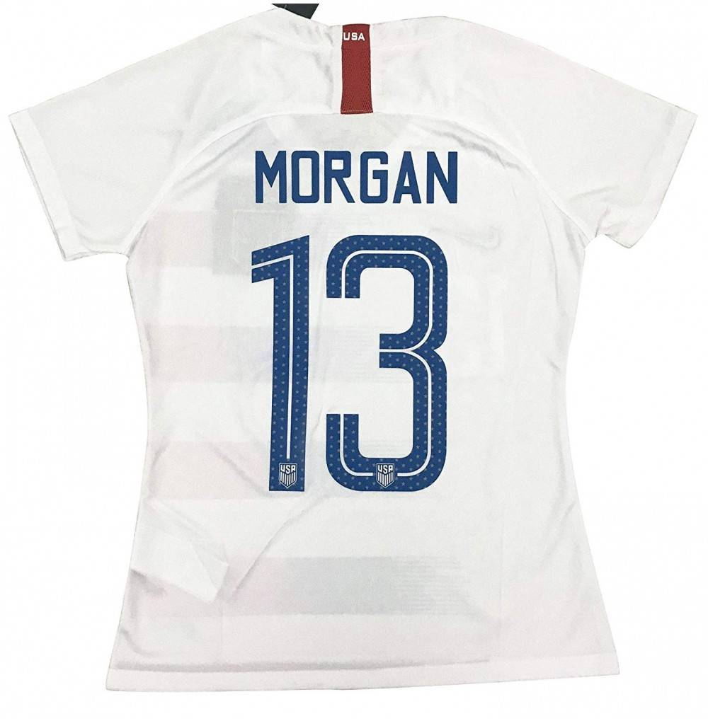 Morgan Womens Soccer 2018 Jersey