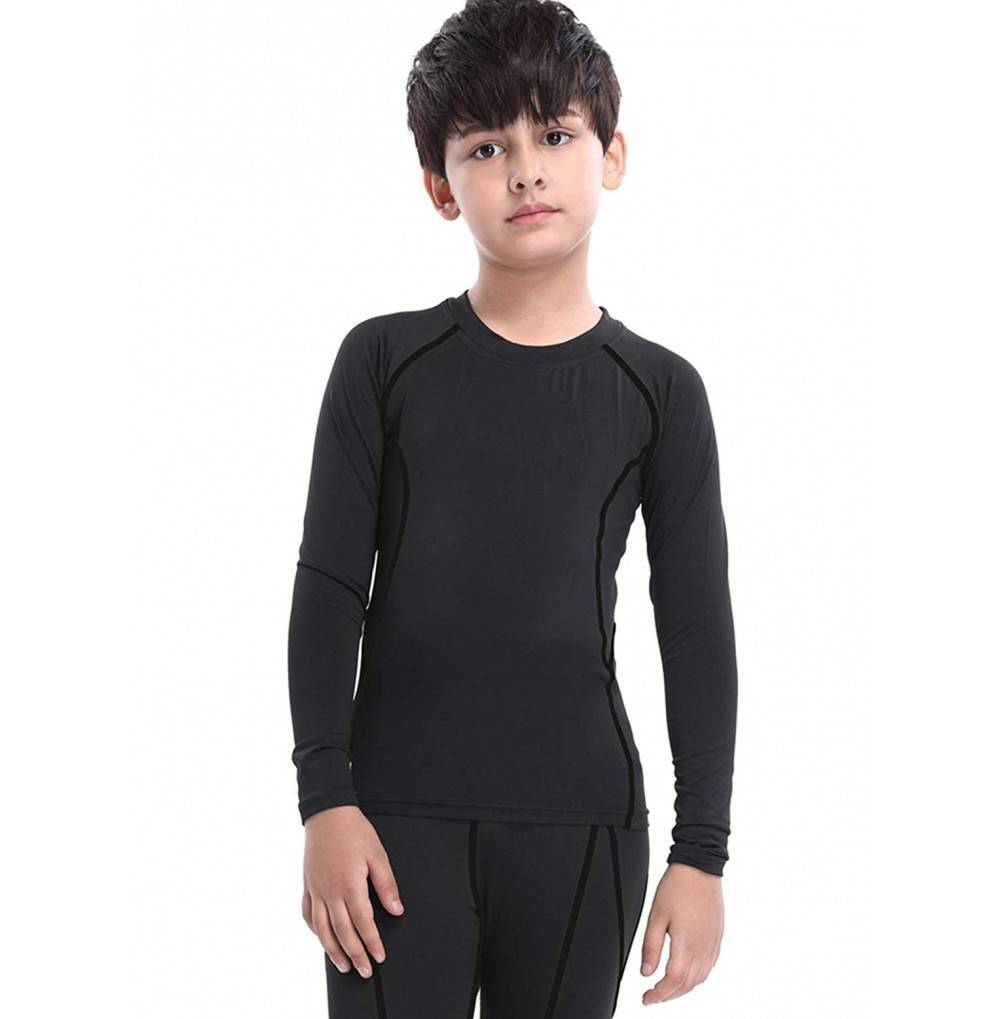 LNJLVI Compression Shirts Sleeve T Shirts