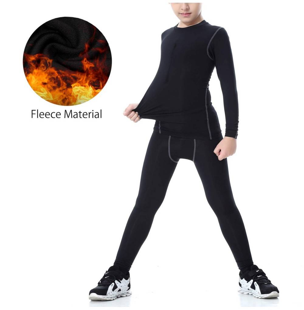Witkey Thermal Underwear Athletic Compression