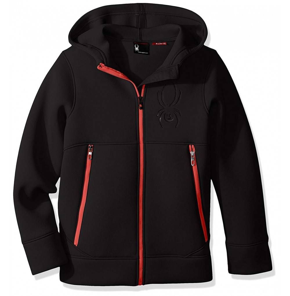 Spyder Boys Orbit Fleece Jacket