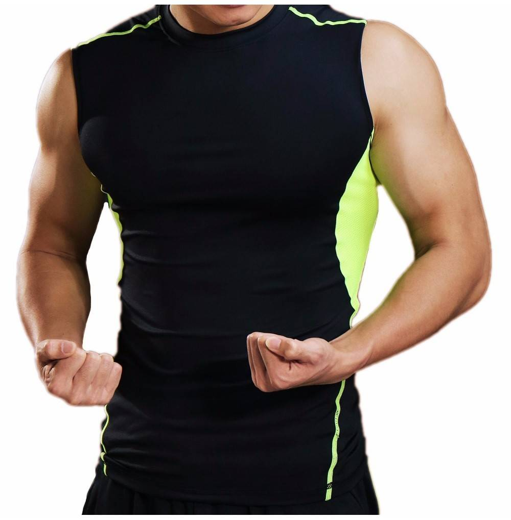 CFR Compression Sleeveless Quick Sport
