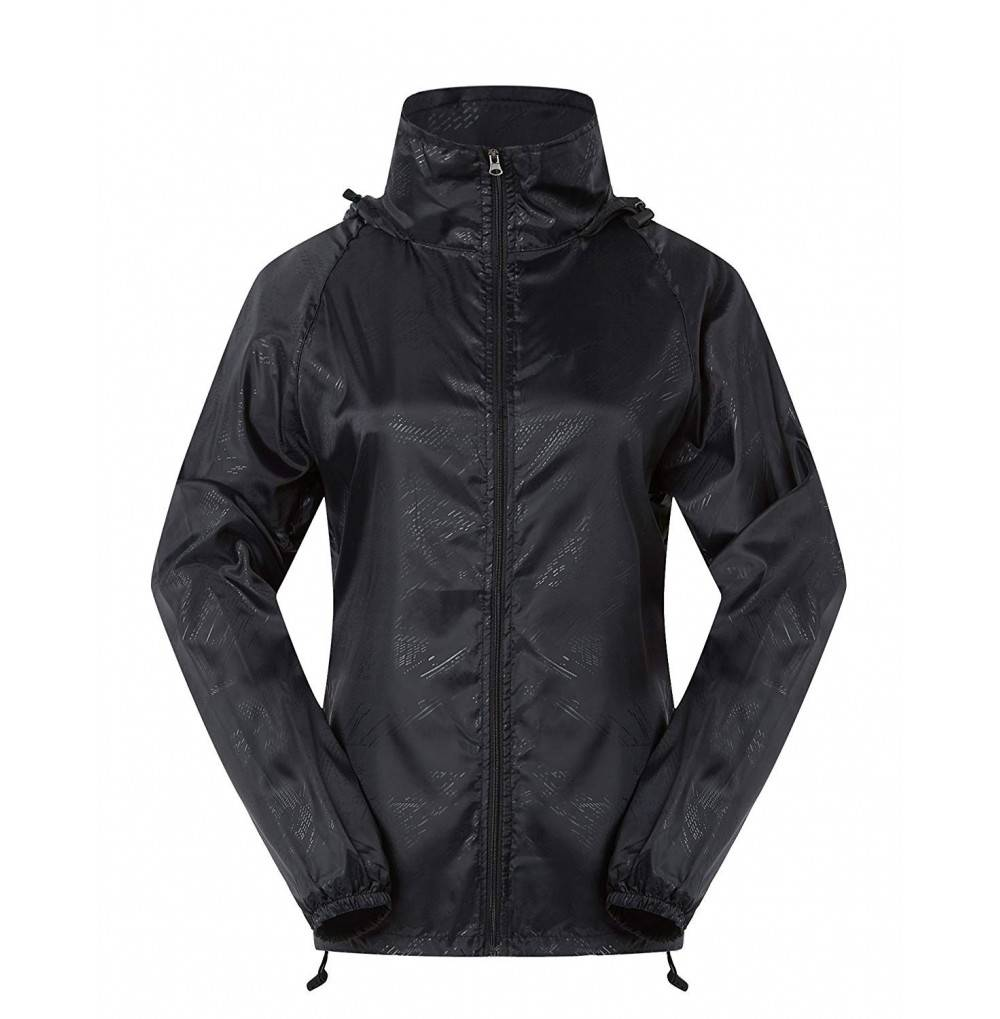 Cheering Lightweight Jackets Waterproof Windbreaker