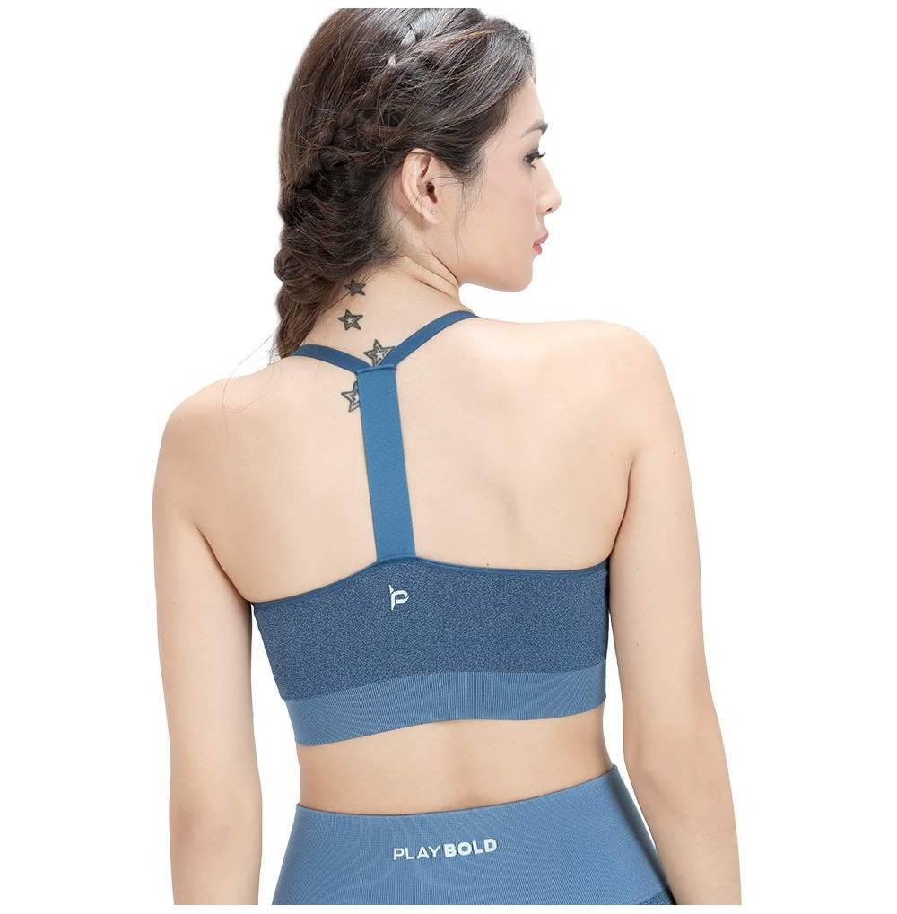 PLAYBOLD Support Seamless Workout Adjustable