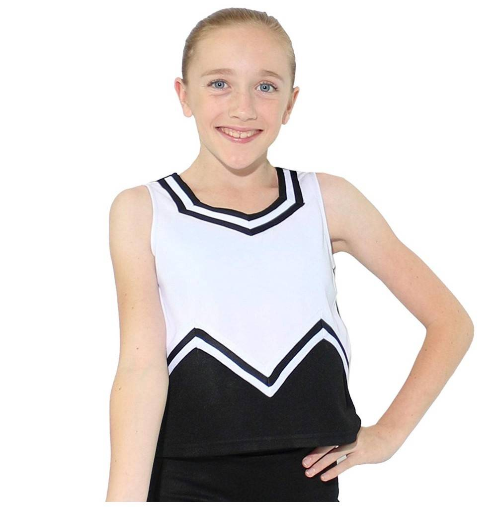 Danzcue Girls Sweetheart Cheerleaders Uniform