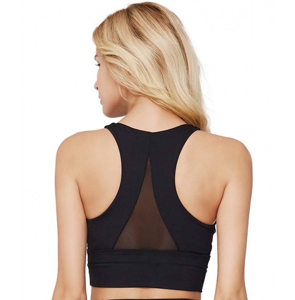 light leaf Racerback Wirefree Support