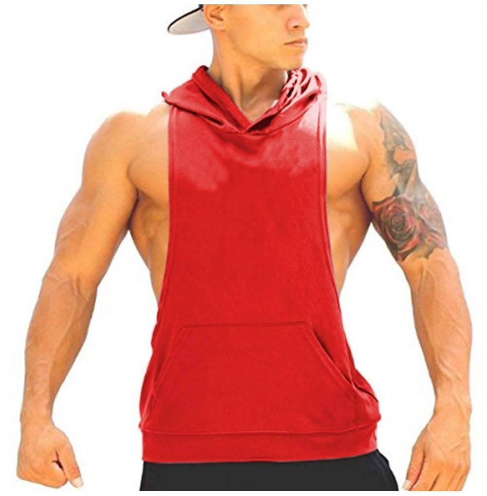 Panegy Bodybuilding Stringer Workout Sleeveless