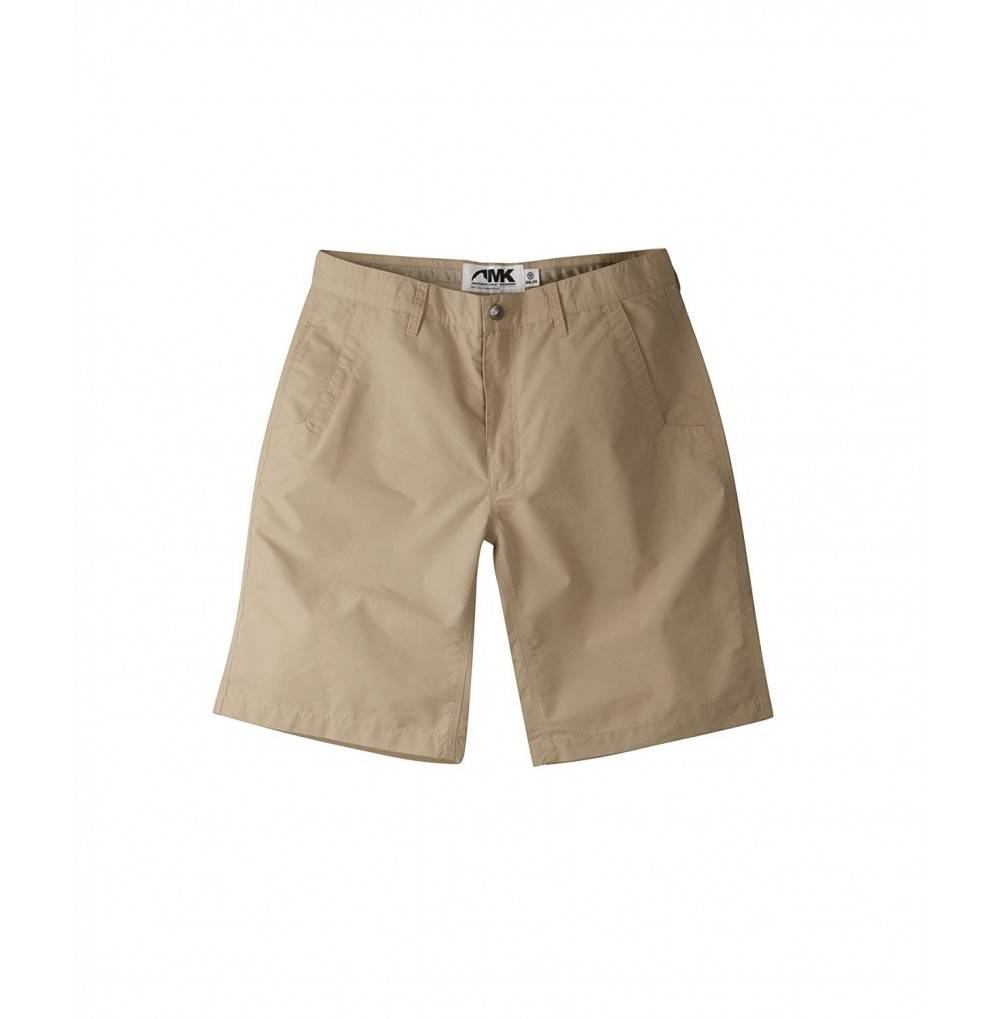 Mountain Khakis Poplin Short Relaxed