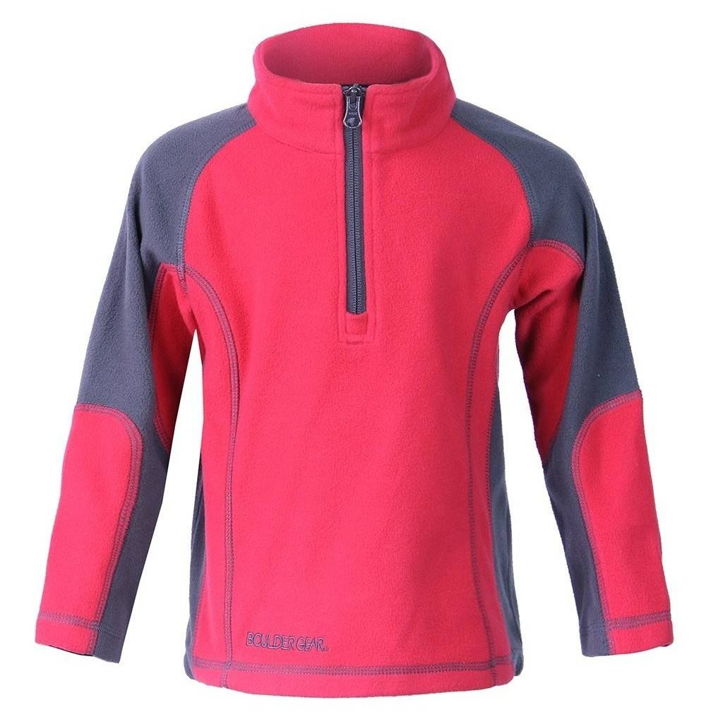 Boulder Gear Fleece Mid Layer Little