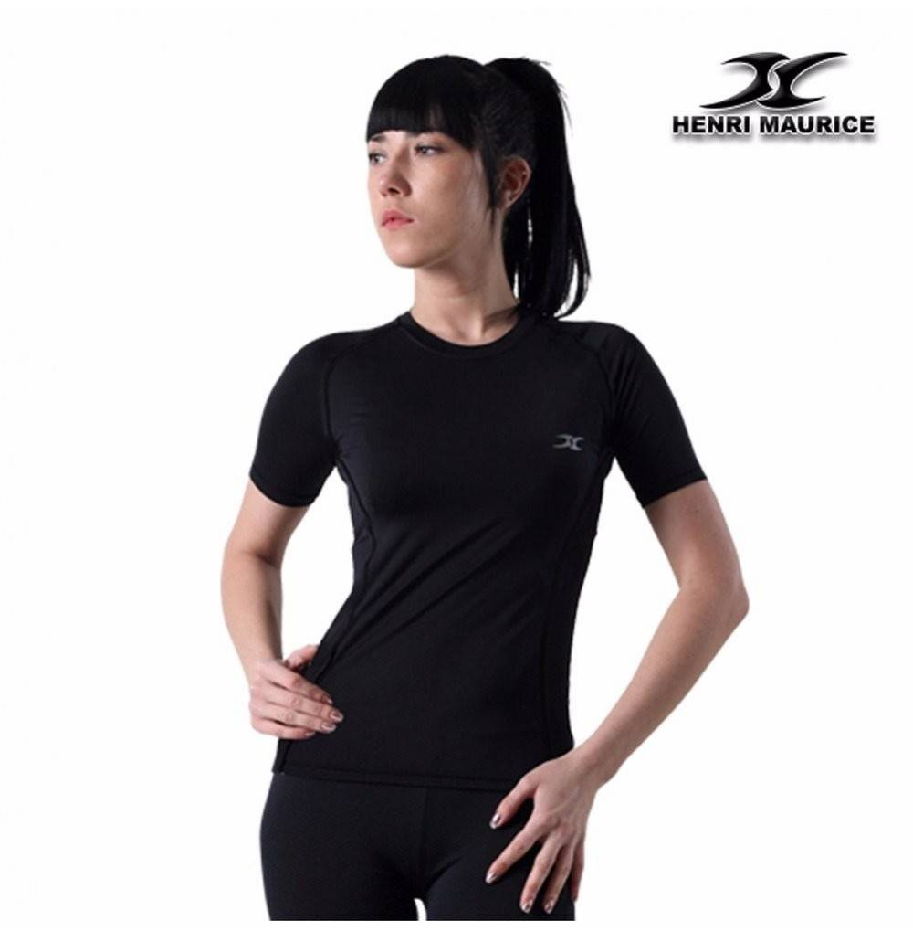 Womens Compression Shirt Sleeve Shirts