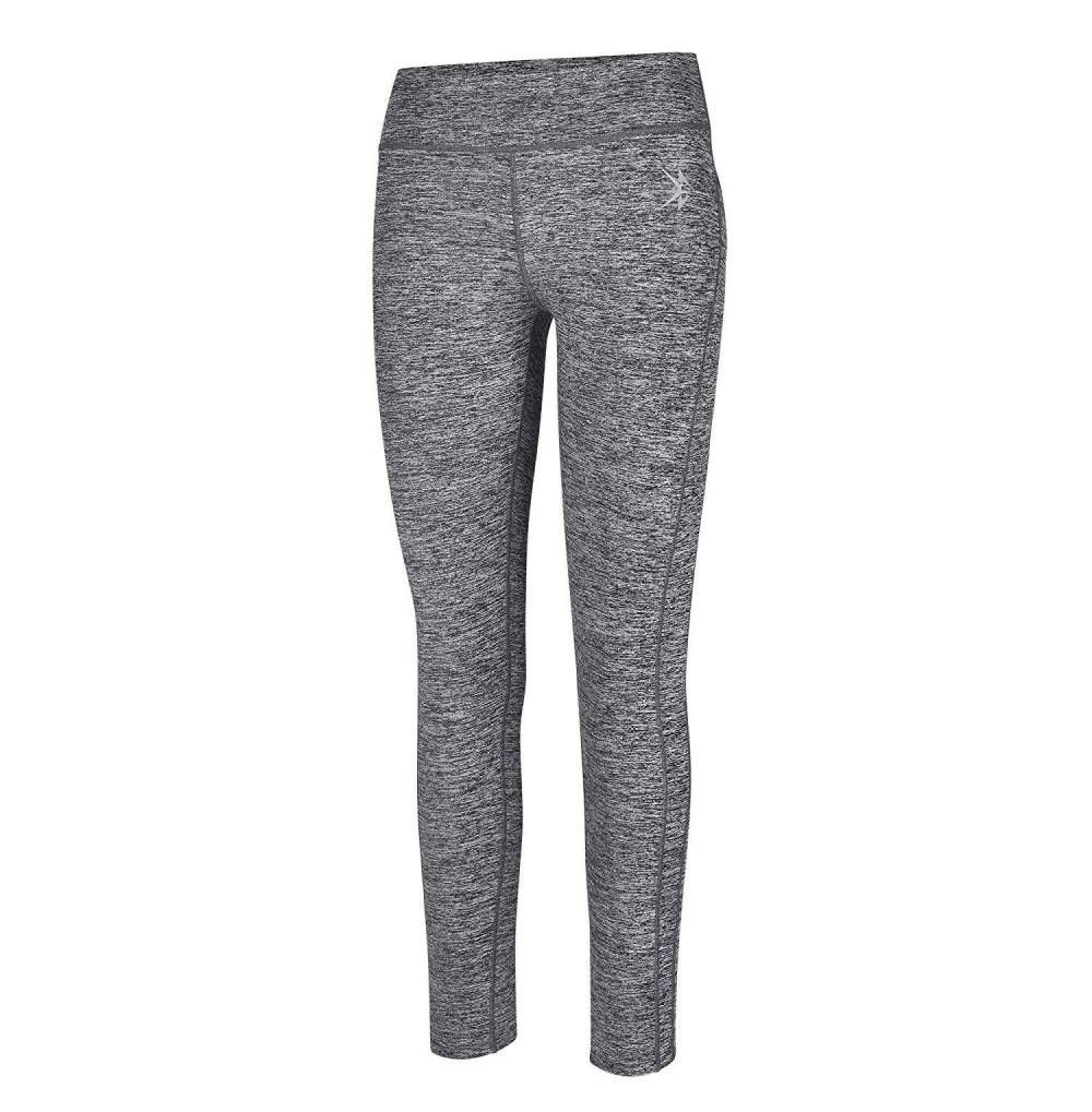 KGB Running Womens Leggings Pockets