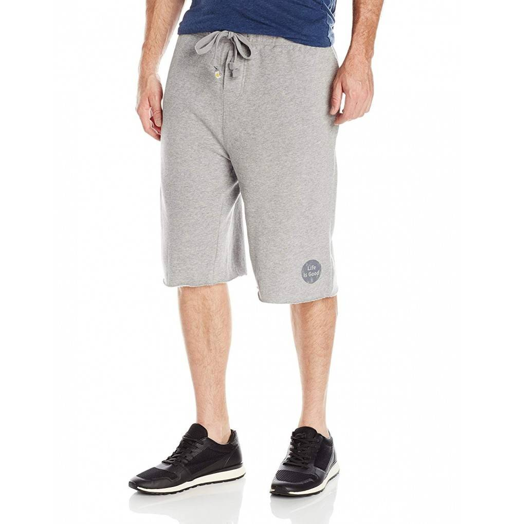 Life Good Fleece Lounge Shorts
