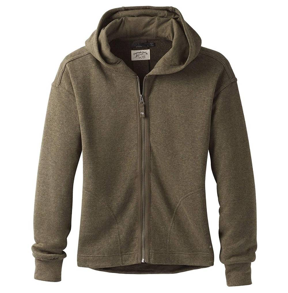 prAna Cozy Zip Jacket Plus