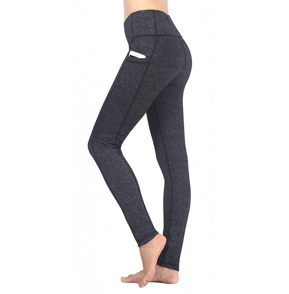 Zinmore Workout Leggings Pockets Exercise