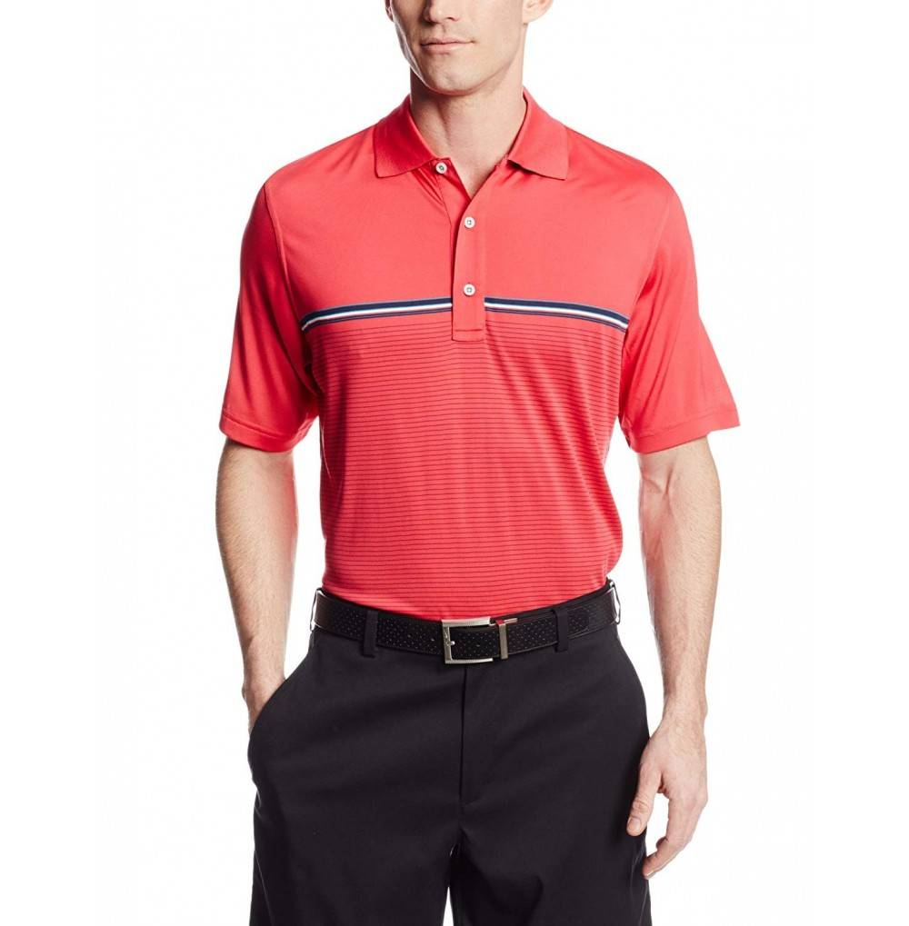 Greg Norman Collection Lombard Stripe