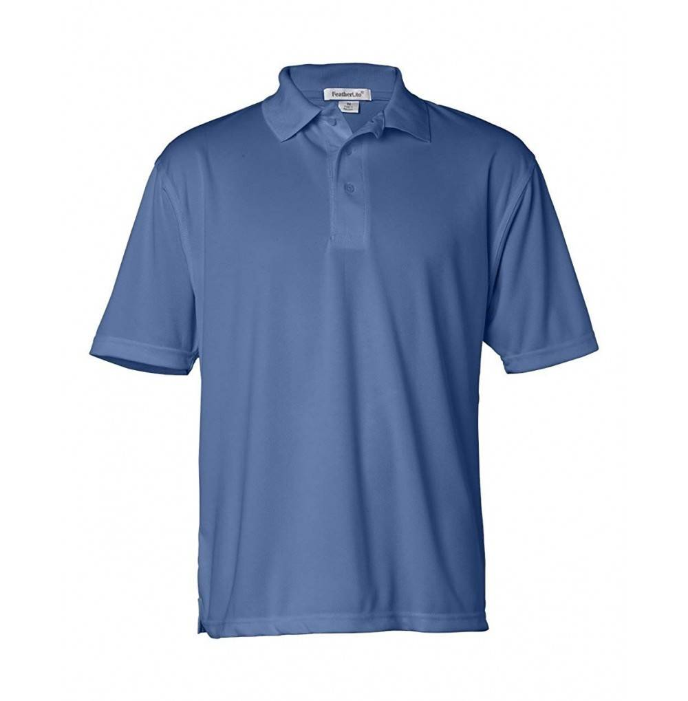FeatherLite Moisture Wicking Pique Shirt