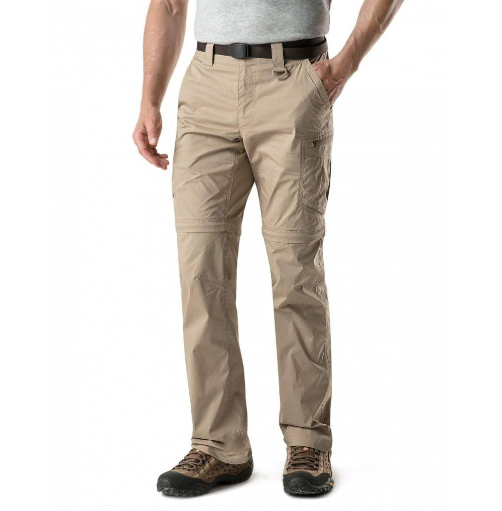 CQR Convertible Stretch Durable Trousers