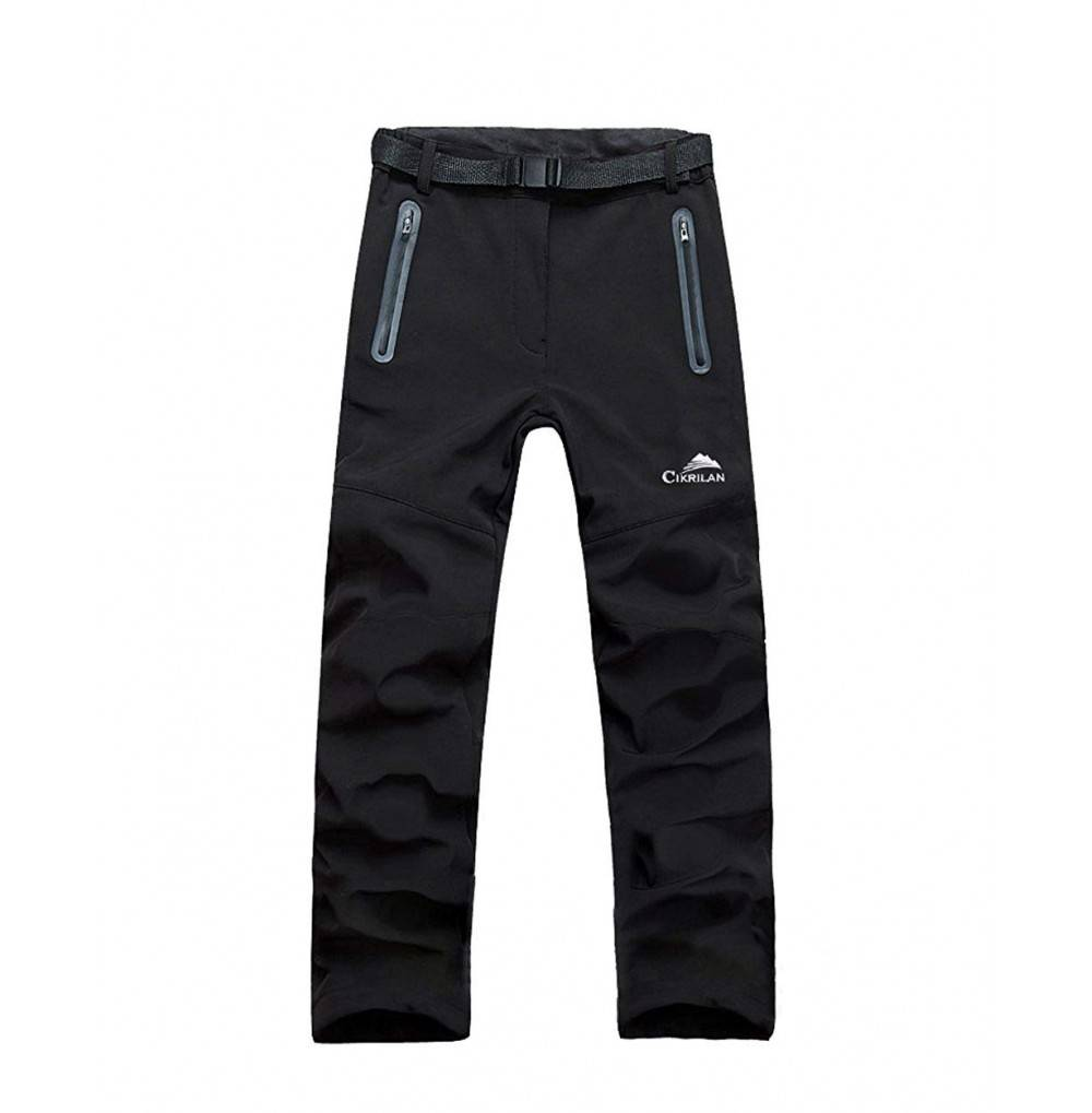 BOSOZOKU Waterproof Outdoor SoftShell Trousers