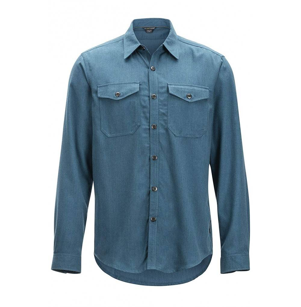 ExOfficio 10012958 Langleybutton Down Shirts