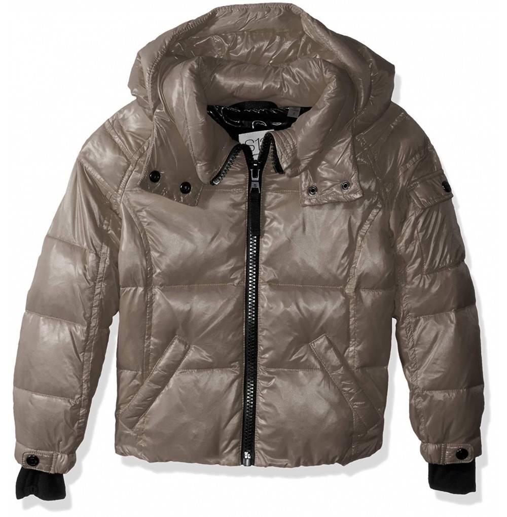 S13 Girls Mogul Puffer Detachable