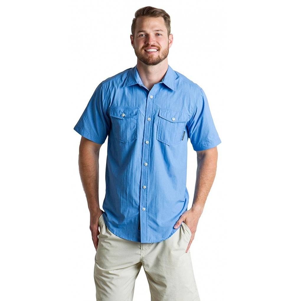 ExOfficio Syros Breathable Short Sleeve Shirt