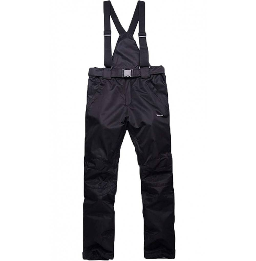 Windproof Waterproof Removable Suspenders Insulated