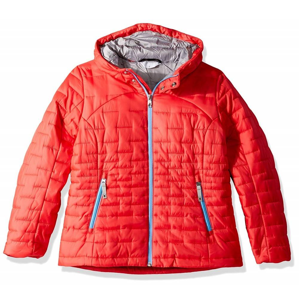 Spyder Girls Hoody Insulated Jacket
