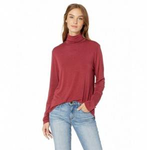 prAna W23180527 LGHT L Foundation Turtleneck