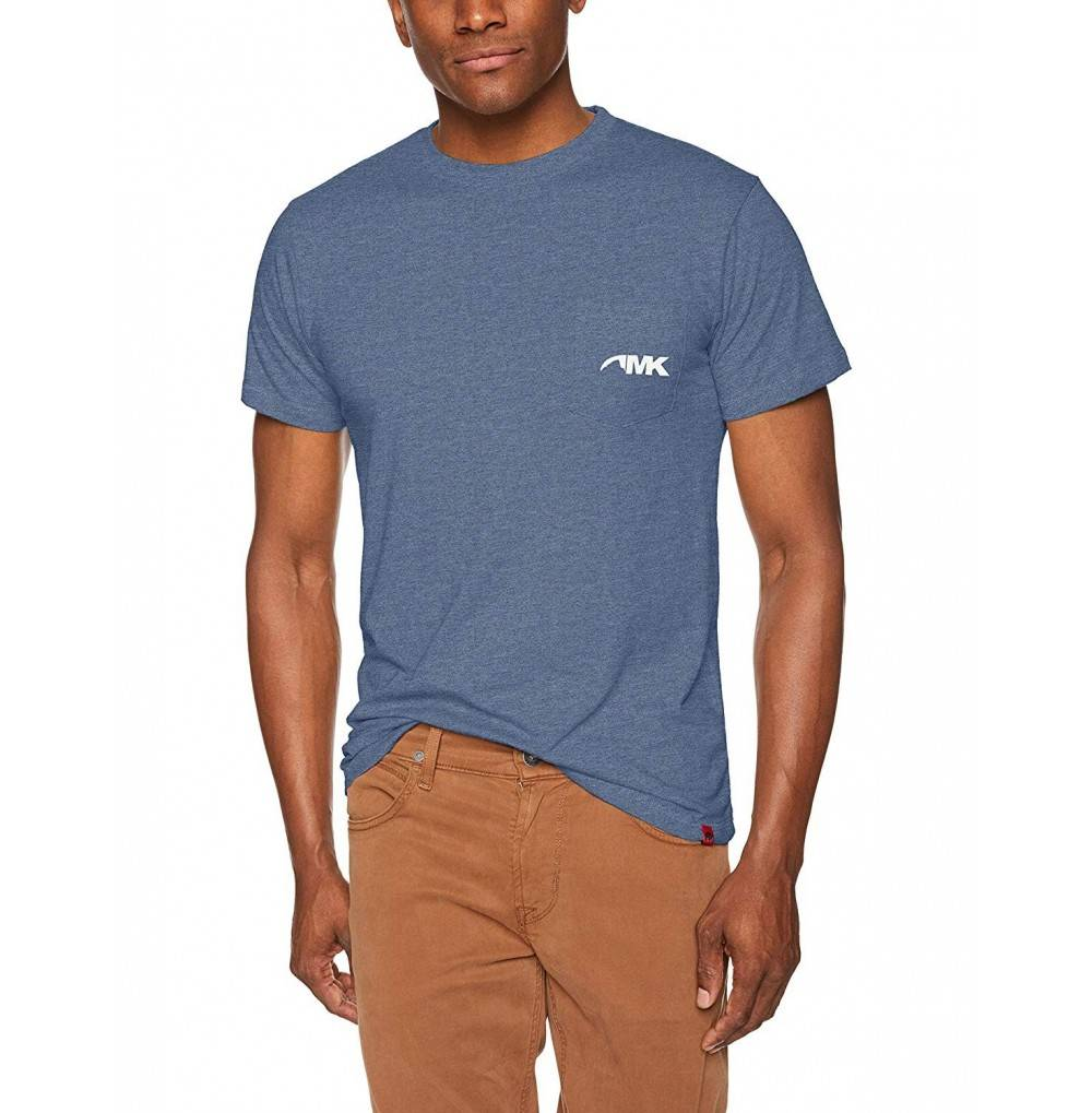 Mountain Khakis T Shirt Twilight Heather